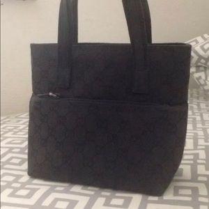 Authentic Gucci small tote bag